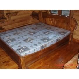 """Кровать под старину из массива дерева """"Хариса"""""""