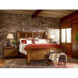 """Кровать под старину из массива дерева """"Видана"""""""