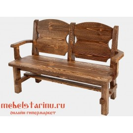 "Скамья под старину ""Градислава"""