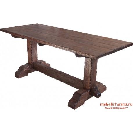 Стол под старину Лука