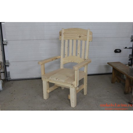 """Кресло кухонное под старину """"Емеля"""""""