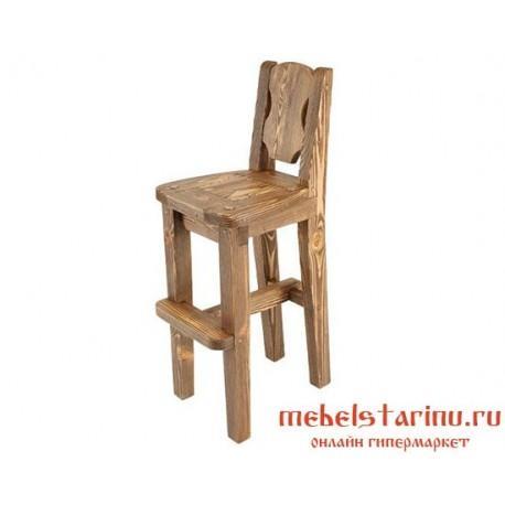 Барный стул под старину Богатырский