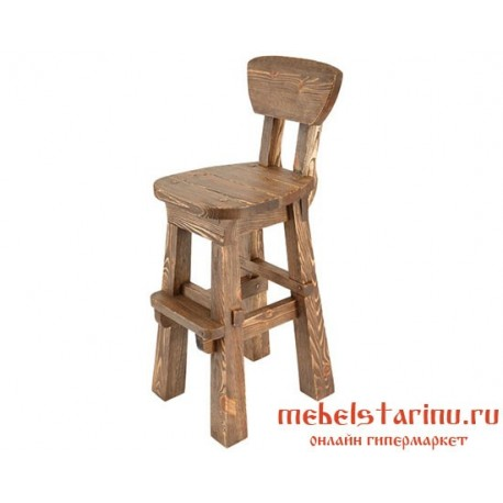 Барный стул под старину Добрыня