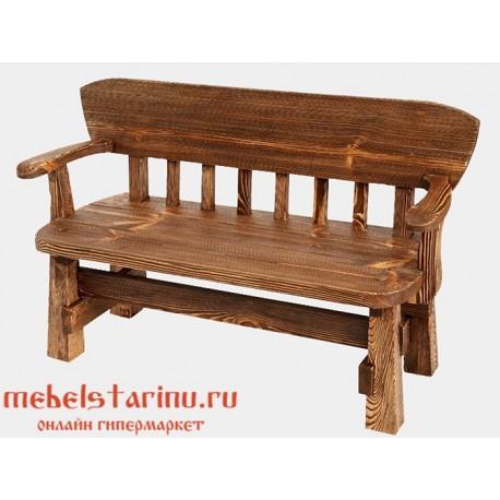 """Скамья под старину """"Богдана"""""""