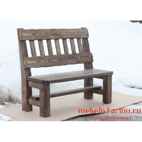 Скамейка под старину Василиса