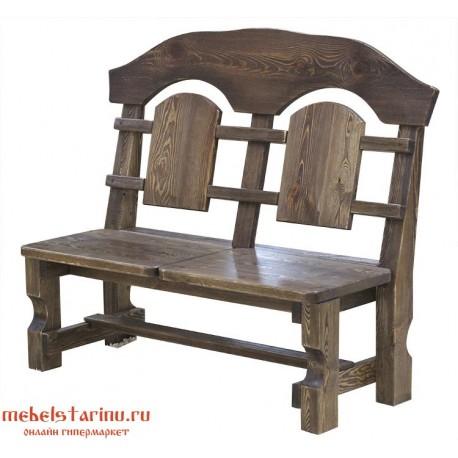 Скамейка под старину Настасья