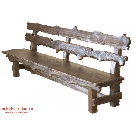 Скамейка под старину Фрося