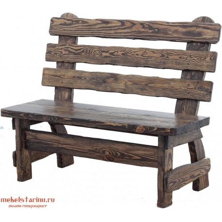 Скамейка под старину Маруся
