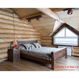 """Кровать под старину """"Любомила"""""""