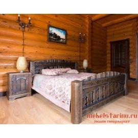 """Кровать под старину """"Белослава"""""""
