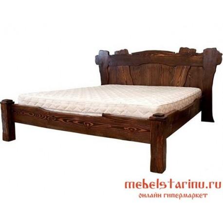 """Кровать под старину """"Амелфа"""""""