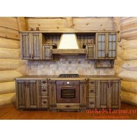 """Кухня из дерева """"Благослава"""""""