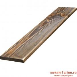Состаренная доска под старину из массива дерева