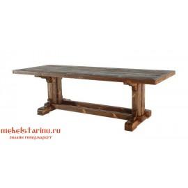 """Стол под старину из массива дерева """"Болегост"""""""