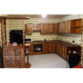 "Кухня под старину ""Тихомира"""