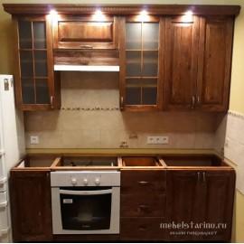 "Кухня под старину ""Снежана"""