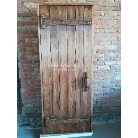 "Дверь ""Жарава"" дуб"
