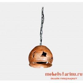 """Светильник бра под старину из массива дерева """"Домаслав"""""""