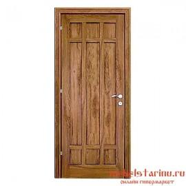 """Дверь под старину из массива дерева """"Величка"""""""
