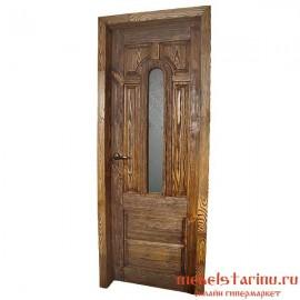 """Дверь под старину из массива дерева """"Радомира"""""""