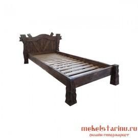 """Кровать под старину из массива дерева """"Варна"""""""