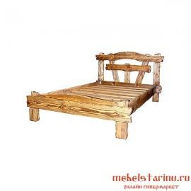 """Кровать под старину из массива дерева """"Ведана"""""""