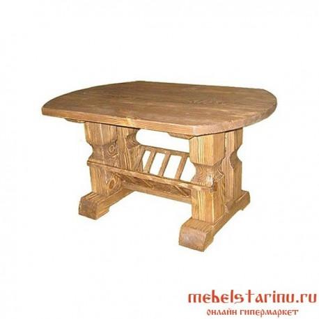 """Стол под старину из массива дерева """"Ладимир"""""""