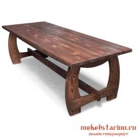 "Стол под старину из массива дерева ""Лудислав"""