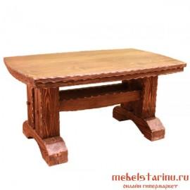 """Стол под старину из массива дерева """"Малой"""""""