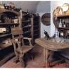 """Комплект мебели под старину из массива дерева """"Добрынка"""""""