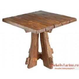 """Стол под старину из массива дерева """"Верислав"""""""
