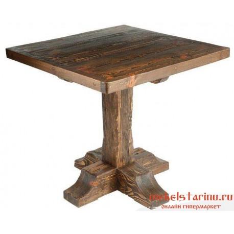 """Стол под старину из массива дерева """"Спех"""""""