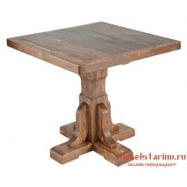 """Стол под старину из массива дерева """"Станил"""""""