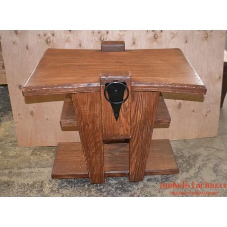 """Стол под старину из массива дерева """"Странимир"""""""