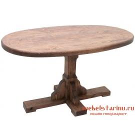 """Стол под старину из массива дерева """"Табомысл"""""""