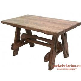 "Стол под старину из массива дерева ""Техослав"""