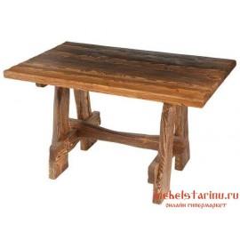 """Стол под старину из массива дерева """"Тихорад"""""""
