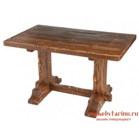 """Стол под старину из массива дерева """"Толигнев"""""""