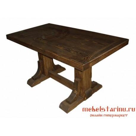 """Стол под старину из массива дерева """"Толимир"""""""