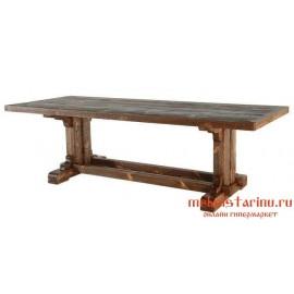 """Стол под старину из массива дерева """"Прехвал"""""""