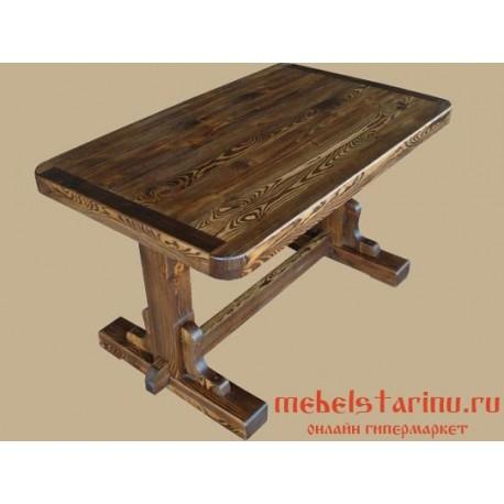 """Стол под старину из массива дерева """"Провид"""""""