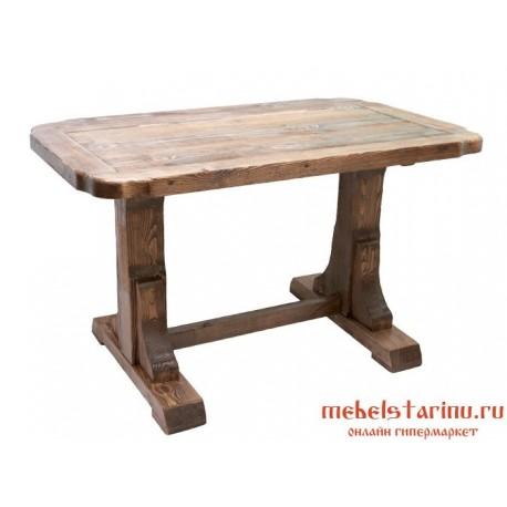 """Стол под старину из массива дерева """"Просислав"""""""