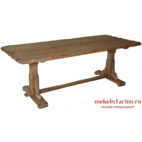 """Стол под старину из массива дерева """"Радогость"""""""
