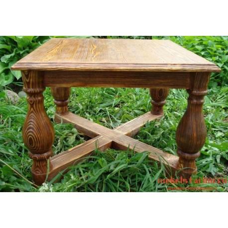 """Стол под старину из массива дерева """"Радуж"""""""