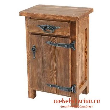 "Тумба под старину из массива дерева ""Збислава"""
