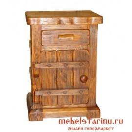 "Тумба под старину из массива дерева ""Здеслава"""