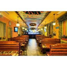 """Мебель для кафе, ресторанов под старину из массива дерева """"Канона"""""""