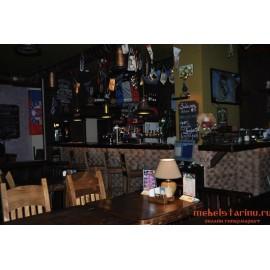 """Мебель для кафе, ресторанов под старину из массива дерева """"Пригода"""""""