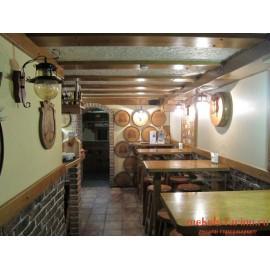 """Мебель для кафе, ресторанов под старину из массива дерева """"Радимила"""""""
