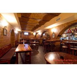"""Мебель для кафе, ресторанов под старину из массива дерева """"Рогнеда"""""""